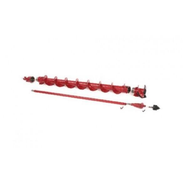 """Little Beaver Lead Auger Assembly Kit 6"""" x 48"""" - 6X48-HOS"""