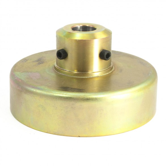 Clutch Drum with Pilot Bearing for Fiber Lined Shoe Clutch