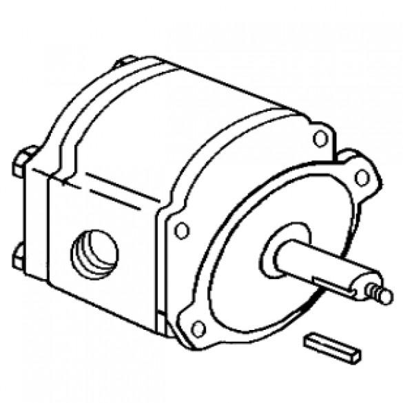 Dowty 2-Bolt Flange Pump, .43 7 cc 6 gpm - Little Beaver 30263-D2