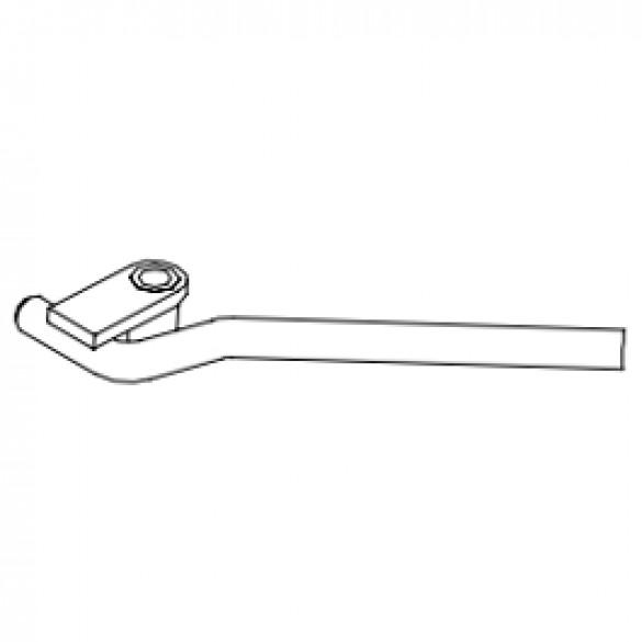 Lock Handle, Right - Little Beaver 37100
