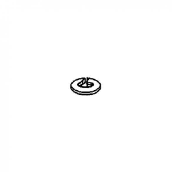 """Lock Washer 1/2"""", Plated - Little Beaver 35312"""