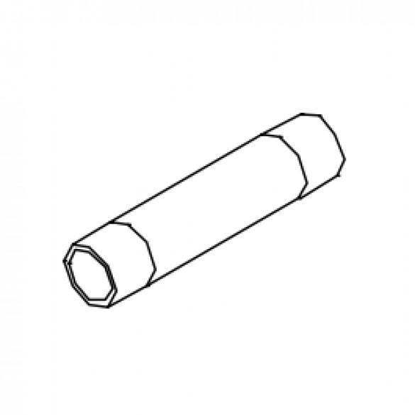 Pipe, Return Filter 3/4 x 4-1/2 Pipe Nipple - Little Beaver 37021