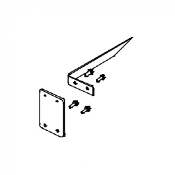 Pointer with Mounting Plate - Little Beaver KT2450