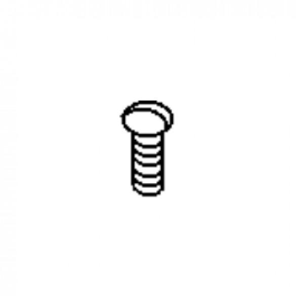 "Machine Screw, 10-32 x 3/8"" Round Plated - Little Beaver 5079"