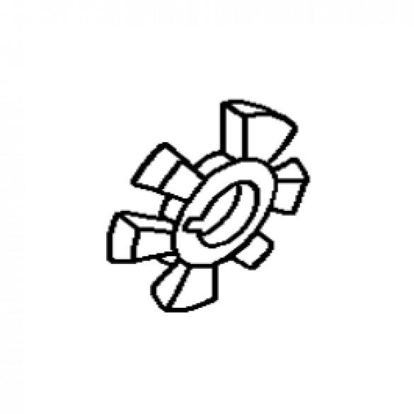 Flexible Coupling, Spider - Little Beaver 30269