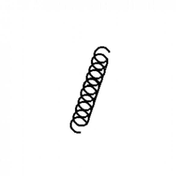 Spring, Return, Throttle Bracket 11/32 OD x 25/32 Coil - Little Beaver 4041-2H