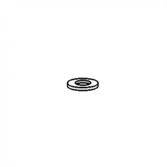 "Standard Flat Washer, 1/4"" - Little Beaver 10304"