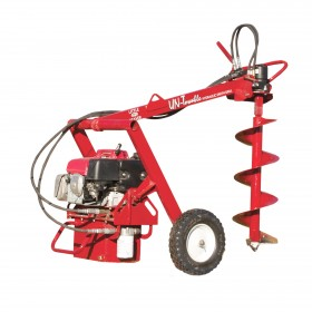 Little Beaver Hydraulic Un-Towable Drill, 11 HP Honda GXV390 - HYD-NTV11H