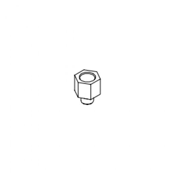 Adaptor, 9/16 x 3/4 SAE O-Ring 6410-6-8-0 - Little Beaver 37155