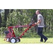 Little Beaver Hydraulic Un-Towable Drill, 11 HP Honda GXV340 - HYD-NTV11H
